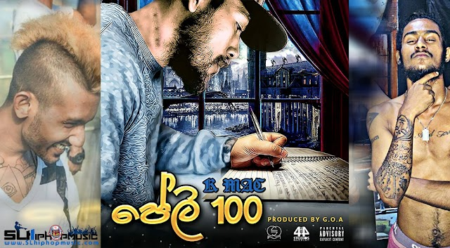 Peli 100 | පේලි 100 (Unreleased - Low Q) - K Mac x Smokio x Chey Nyn x Spin Spittah - 44 Kalliya