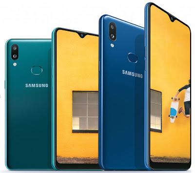 Samsung Galaxy A10s with 2GB RAM, 4000mAh Battery launched in India for Rs 9499