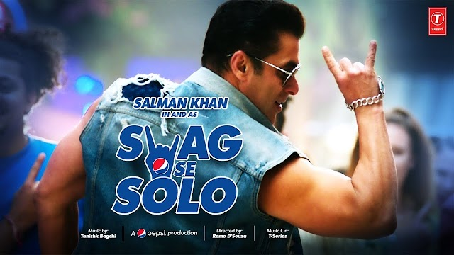 Swag Se Solo Lyrics – Salman Khan | Sachet Tandon