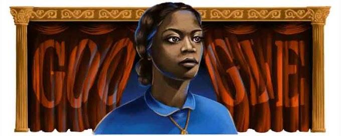 Google homenageia Ruth de Souza em comemoração ao centenário da atriz