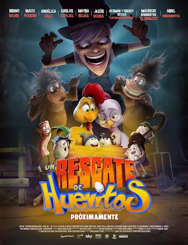 Un Rescate de Huevitos (Webg-DL 720p Español Latino) (2021)