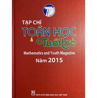 Tạp chí Toán học và Tuổi trẻ 2015 ebook PDF-EPUB-AWZ3-PRC-MOBI