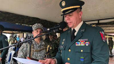 El coronel Darío Fernando Cardona Castrillón es el nuevo comandante de la Fuerza de Tarea Conjunta Titán.