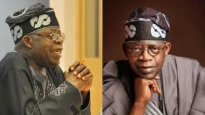 Photo of Bola Tinubu