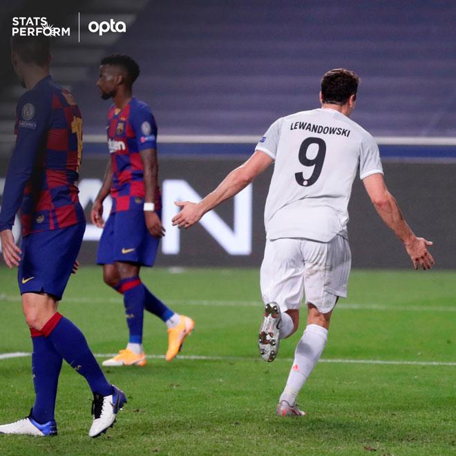 Lewandowski khiến Messi lu mờ: Không cần QBV vẫn ghi danh sử sách 4