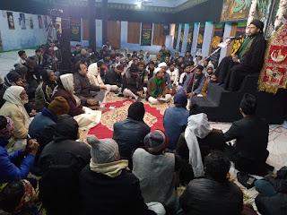 इस्लाम दुनिया में ऐसा निज़ाम चाहता है , जिसमें मज़लूमों को इन्साफ मिले:मौलाना जेनान    | #NayaSaberaNetwork