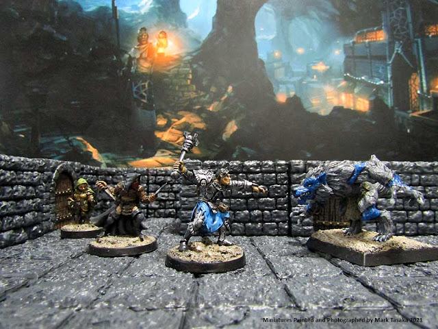 Fat Dragon Games Dragonlock Dungeon