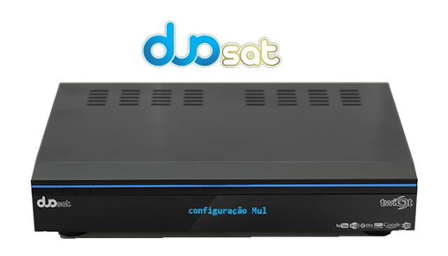 Duosat Twist HD Atualização V9.3 - 14/05/2021