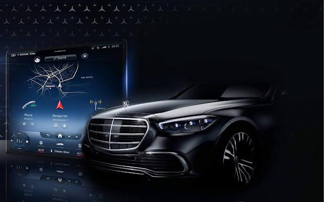 Novo Mercedes-Benz Classe S 2021