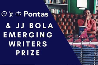 Call For Entries: The Pontas Literary & JJ Bola Writers Prize 2021