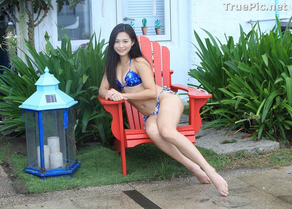 Image Taiwanese Model - Shelly - Beautiful Bodybuilding Bikini Girl - TruePic.net - Picture-73