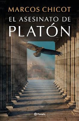El asesinato de Platón - Marcos Chicot (2020)
