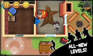 Download Robbery Bob Mod Apk Unlimited Money 2018