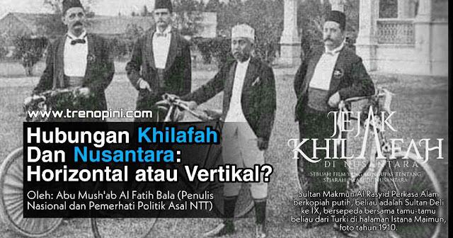 editor yang katanya pemerhati sejarah pernah mengatakan bahwa film JKDN (Jejak Khilafah di Nusantara) adalah film propaganda. Dia menganggap bahwa ada lubang sejarah yang tidak terungkap secara gamblang oleh film tersebut.