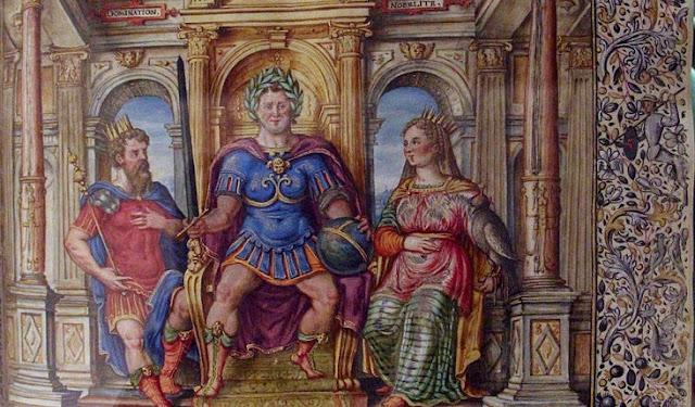 Σε φερόμενη διαθήκη του ο Μέγας Αλέξανδρος δίνει εντολή τα άρματα του να μεταφερθούν στο Άργος