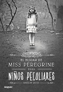El hogar de Miss Peregrine para niños peculiares 1, Ransom Riggs