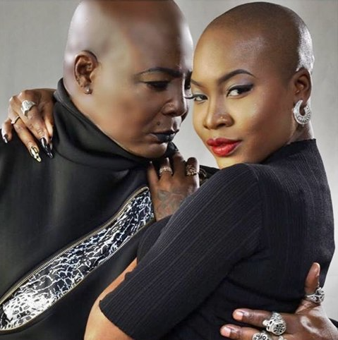 Charly Boy blast Nigerians criticizing him for accepting and loving his lesbian daughter after she came out to him
