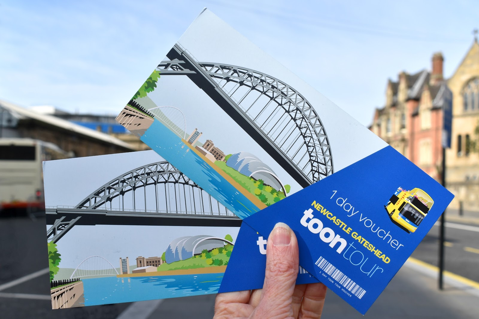 Toon Tour - Exploring Newcastle and Gateshead on the Hop-on Hop-off Open Top Bus Tour
