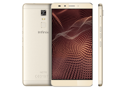 Harga Infinix Note 3 Pro Full Spesifikasi, Smartphone LTE 3GB RAM Rilis di Indonesia