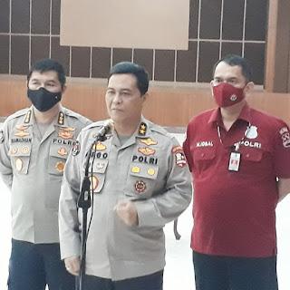 Polri Siber dan Polda Siap Tindak Tegas Brodcast  Hoaks Terkait Penyerangan Laskar FPI di Tol Cikampek