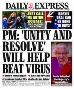 Daily Express Magazine 30 November 2020 | Daily Express News | Free PDF Download