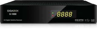 gigabox - GIGABOX S1000 V 2.08 NOVA ATUALIZAÇÃO GIGABOX%2BS1000