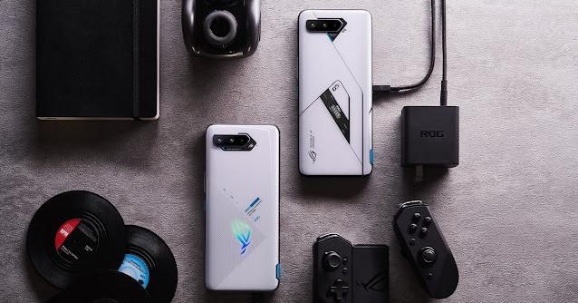 Akhirnya ROG Phone 5 Series Masuk ke Indonesia