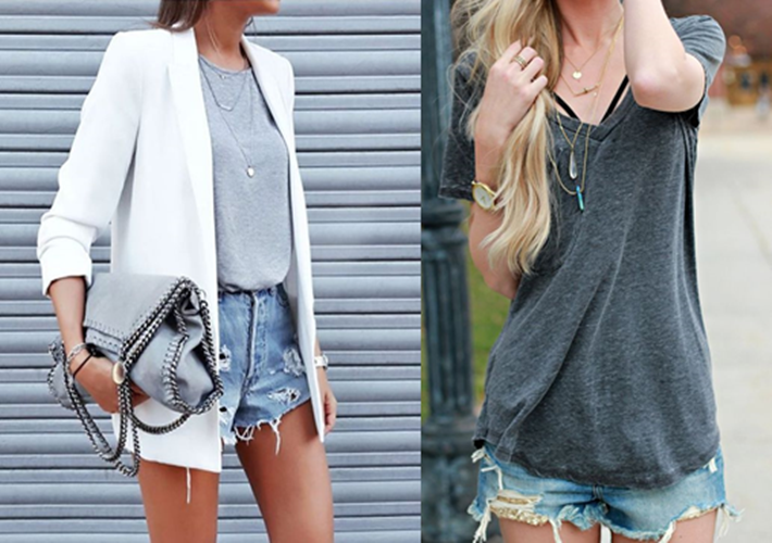 looks-com-blusa-cinza-e-shorts