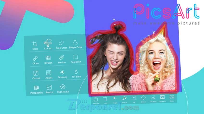 aplikasi android yang bisa menggabungkan foto secara gratis