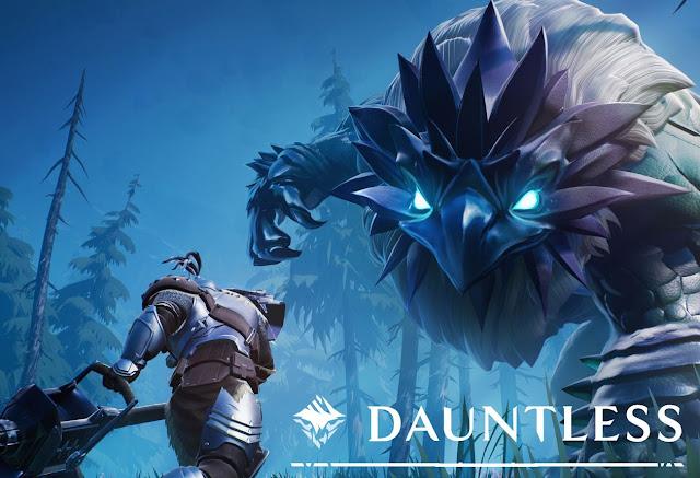 Dauntless es el juego más jugado de PS4 en mayo por encima de Fortnite o Apex Legends.