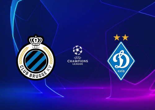 Club Brugge vs Dynamo Kyiv -Highlights 6 August 2019