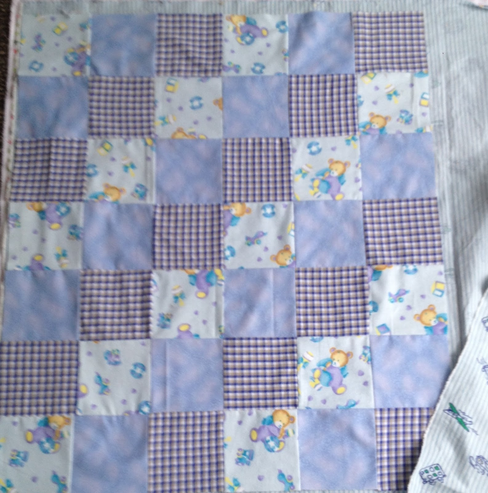 Quilt Patterns Five Inch Squares : Small Quilts and Doll Quilts: Focus on Baby Quilts
