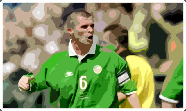Ireland Roy Keane