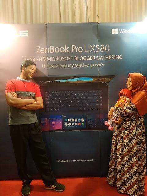 Serunya Kopdar Akhir Tahun Komunitas Blogger Semarang Bersama ASUS ZenBook Pro UX580GD - Asusbloggergathering, ZenBookId