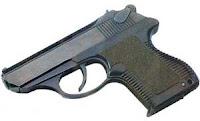 Пистолет самозарядный малогабаритный
