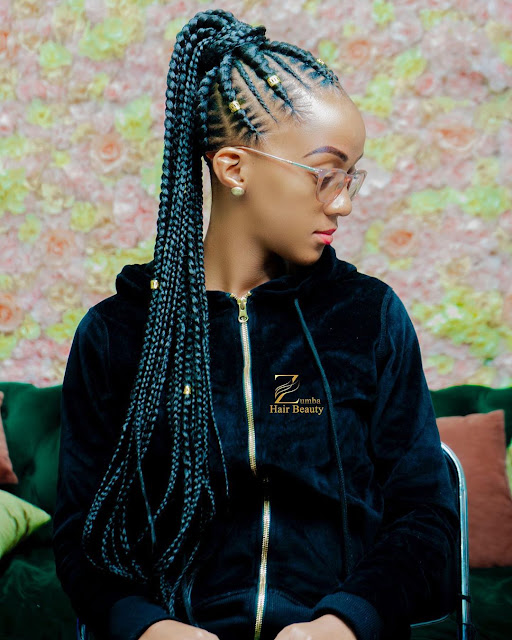 2019 Selected Beautiful Braids to Try