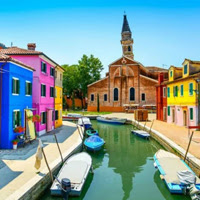 WowEscape-Venice Canal Italy Escape