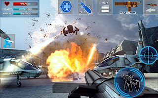 Enemy Strike v1.0.9 Mod (Unlimited Money & Gold).Apk