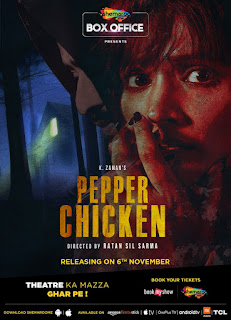 Pepper Chicken (2020) 480p 290MB HDRip Hindi
