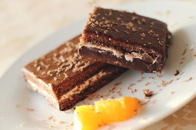 cara membuat brownies panggang