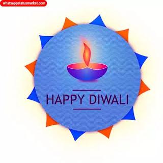 Happy Diwali wishes shayari image