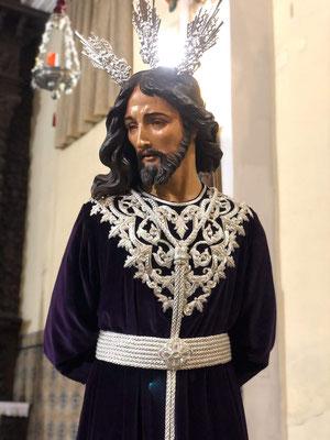 Bendición de la nueva imagen dle Prendimiento de El Puerto de Santa María