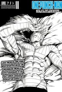 Update! Baca Manga One Punch Man Chapter 131 Full Sub Indo
