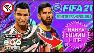 Download FIFA 14 MOD FIFA 21 Edition 4K Graphics Full HD New Face Kits & Winter Transfer Update 2021