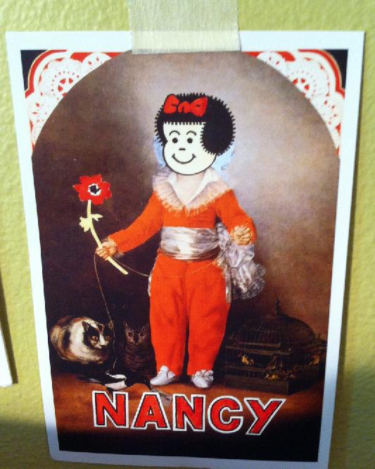 brainard nancy