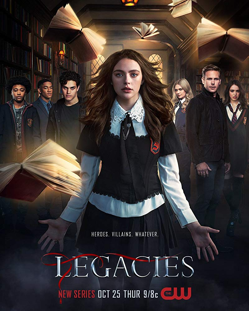 Legacies Temporada 2 Ingles Subtitulado/Latino 720p