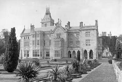Lord Belmont In Northern Ireland Adare Manor