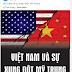 """Khôi hài, """"tổng bí thư"""" Việt Tân đòi lại Việt Nam chống Trung theo Mỹ!"""