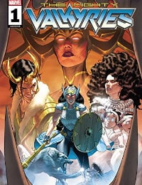 The Mighty Valkyries Comic
