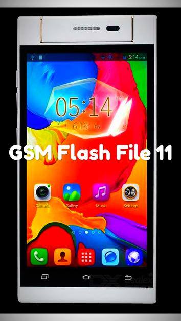 Gsm Flash File